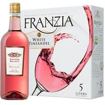 Franzia White Zinfandel 1.50l - Case of 6